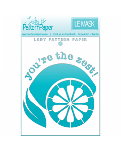 Lady Pattern Paper OUR...