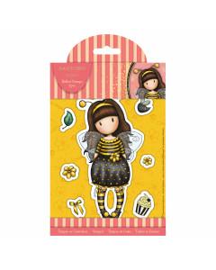 Santoro Gorjuss Stamp - Bee...