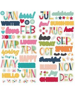 Simple Stories Best Year...