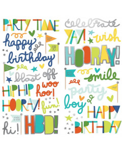Simple Stories Birthday...