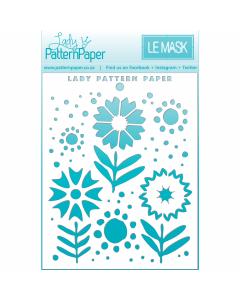 Lady Pattern Paper Sweet...