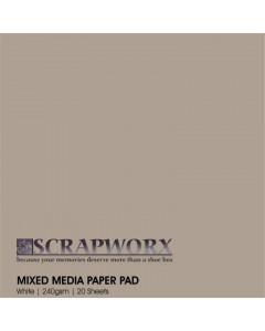 Scrapworx Mixed Media 12 x...