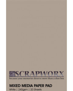 Scrapworx Mixed Media 200 x...