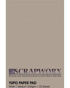 Scrapworx Yupo 200 x 300 mm...