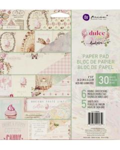 Prima Dulce 8 x 8 Paper Pad