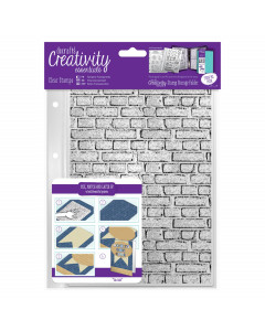 DoCrafts A5 Clear Stamp Set...