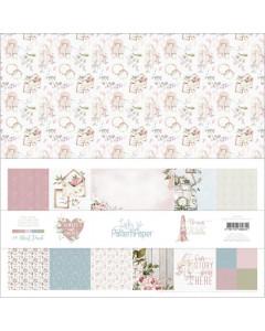 Lady Pattern 12x12 Paper...