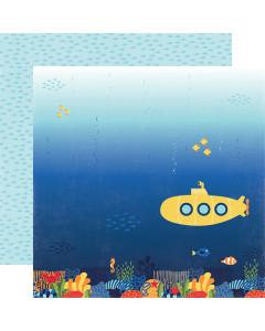 Echo Park Under The Sea...