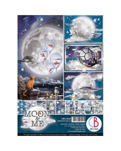 Ciao Bella Moon & Me A4...