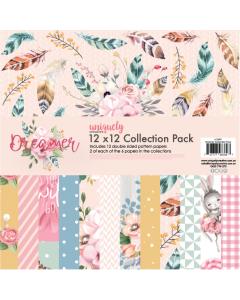 Uniquely Creative 12x12 Paper Pack - Dreamer