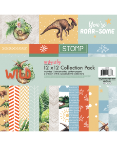 Uniquely Creative 12x12 Paper Pack - Wild