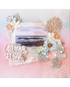 Scrapbook Studio Inspirational Bundle Pack - Ocean