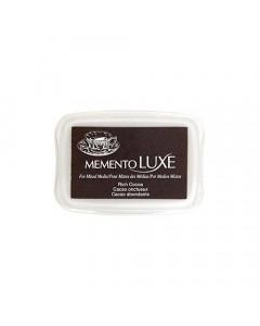 Tsukineko Memento Luxe Ink Pad - Rich Cocoa