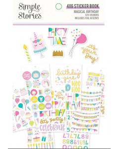 Simple Stories 4x6 Sticker...