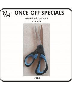 W&M Sewing Scissors Blue
