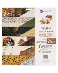 Prima 12x 12 Paper Pad -...