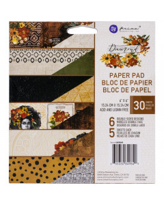 Prima 6 x 6 Paper Pad -...