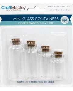Craft Medley Mini Glass...