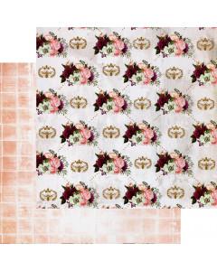 Prima Pretty Mosaic Paper - Queen  Bee