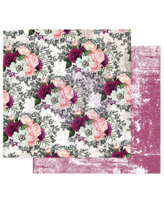 Prima Pretty Mosaic Paper - Lovely Clusters
