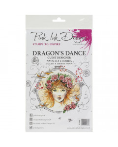 Pink Ink Designs A5 Clear...
