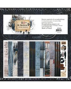 13 Arts 12 x 12 Paper Pad -...