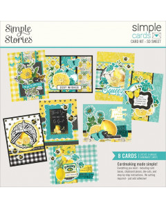 Simple Stories Simple Cards...
