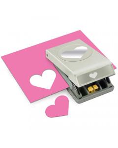 Ek Tools 2.5 inch Heart Punch