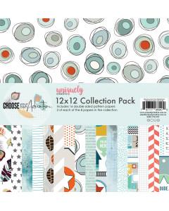 Uniquely Creative 12 x 12...
