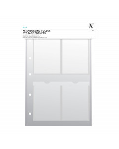 Xcut A4 Storage Wallets -...