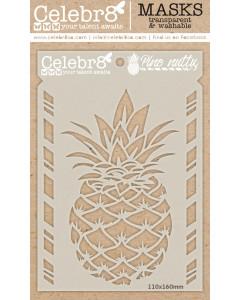Celebr8 Stencil - Pine-Nutty