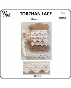 W&M Torchan Lace Beige...