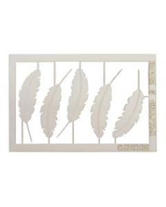 Room 5 Chipboard - Leaves