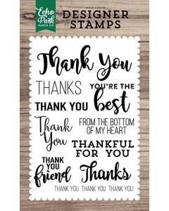 Echo Park Designer Stamps -...