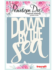 Penelope Dee Chipboard -...
