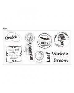 K-Kraft Clear Stamp...