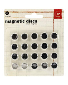 BasicGrey Magnetic Discs...