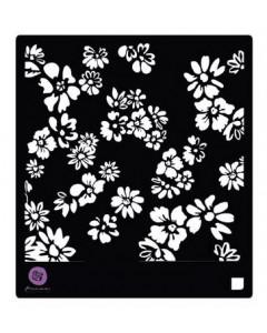 Prima 6 x 6 Stencil - Poppies