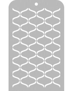 Kaisercraft Stencil - Lattice