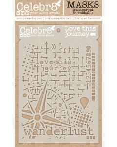 Celebr8 Stencil - Love This...