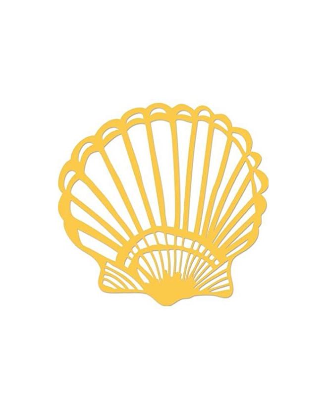 Clam Shell Kaisercraft Decorative Die