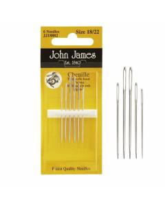John James Needles Chenille...