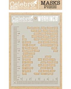 Celebr8 Stencil - Working Man
