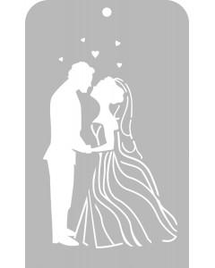 Kaisercraft Stencil - Bride...