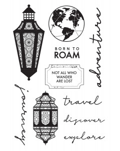 Kaisercraft Journey Stamp...