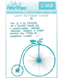Lady Pattern Paper Like A...