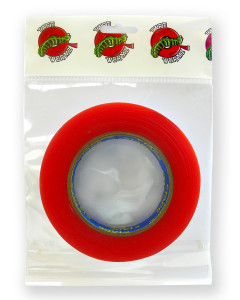 Tape Wormz Red Double Sided...