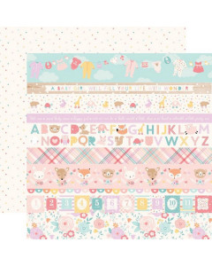 Echo Park Hello Baby Paper...