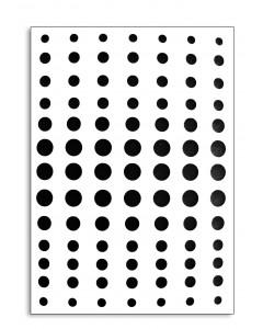 Scrapbook Studio Stencil -...
