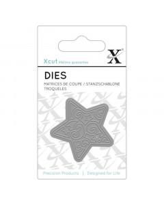 Xcut Dinky Die - Star
